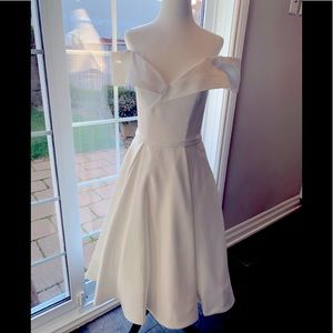 Terani Couture Wedding/Engagement Dress in White